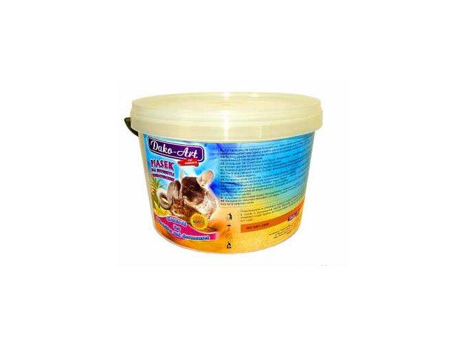 piesok pre činčily a osmákov 4,5 kg