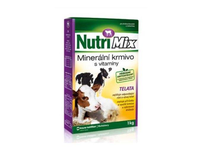 Nutri Mix pre teľatá plv 1kg