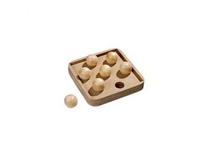 Hračka interaktívna hra Boccia Game 19x19 KAR 1ks