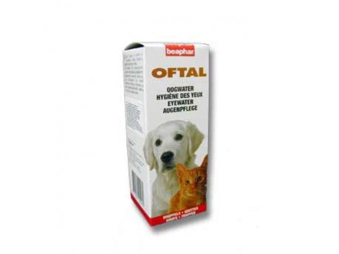 Beaphar očné kvapky Oftal pes, mačka 50ml