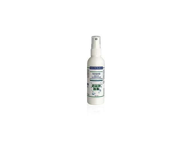 Spray na hojenie rán MICROMED s iónmi striebra 100 ml