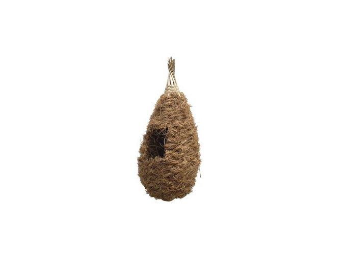 Kokosovo-bambusové hniezdo
