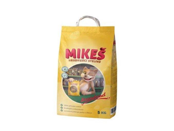 Mikeš štandard Podstielka mačka pohlc. pachu 5kg