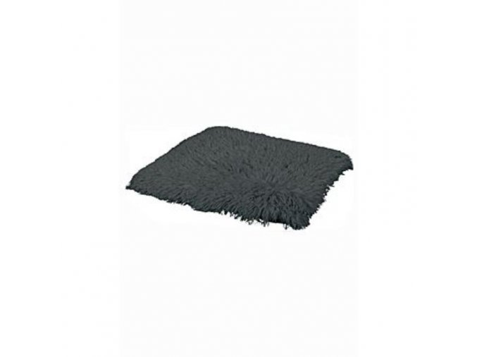 Pelech koberec Yetti antracit 50x50x15 cm