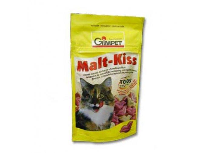 Gimpet mačka Pusinky s maltozou Malt-Kiss 50g