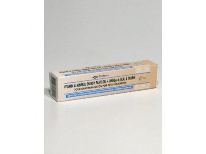 Vitamin/mineral Energy pasta+Omega 6+Taurin 50g