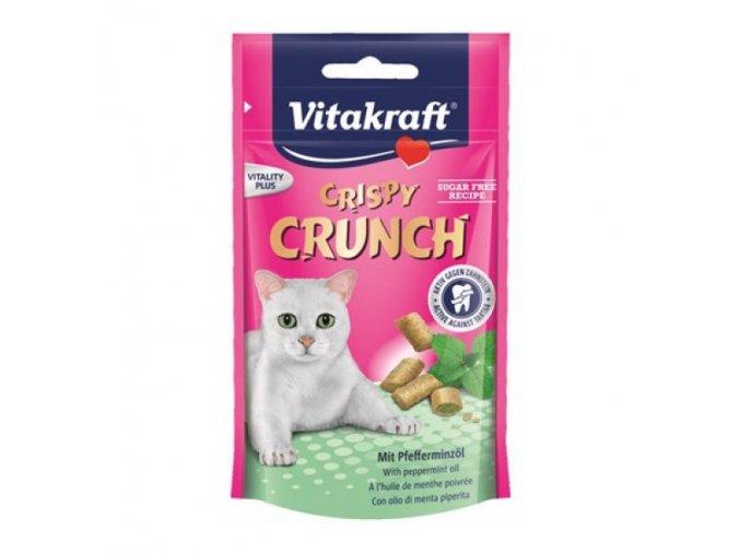 Vitakraft Cat Crispy Crunch dental 60g