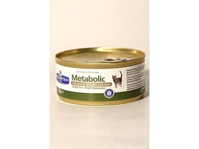 Hill's Feline konz. Metabolic 156g