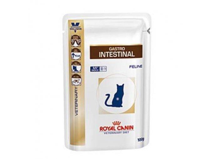 Royal Canin VD Feline Gastro Intest 12x100g kaps