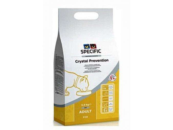 Specific FCD Crystal Prevention 3kg mačka