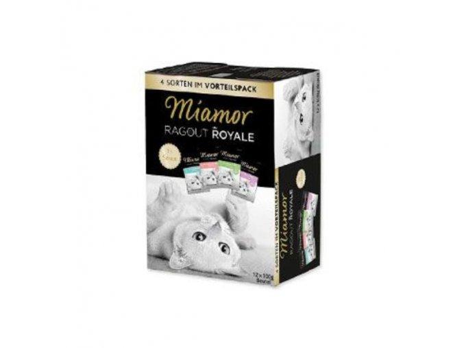 Miamor Cat Ragout Multipack na šťave 4x3x100g