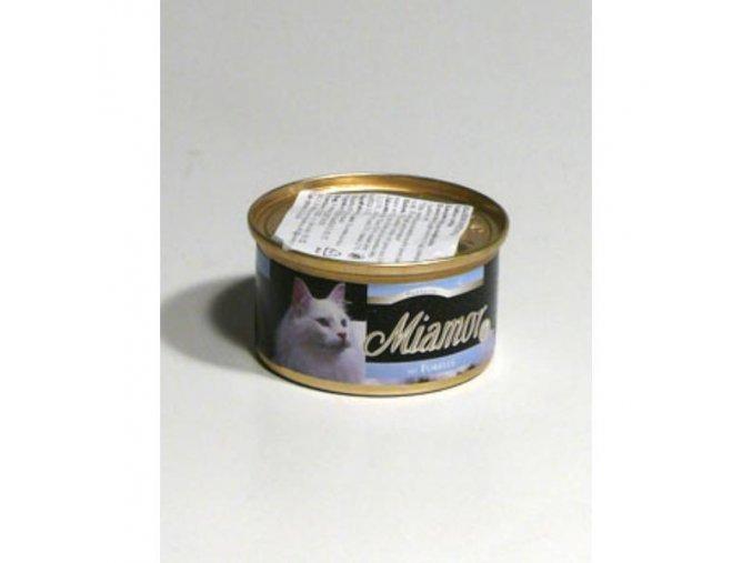 Miamor Cat paštéta pstruh 85g