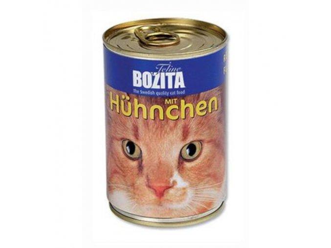 Bozita Cat konzerva kuracia 410g