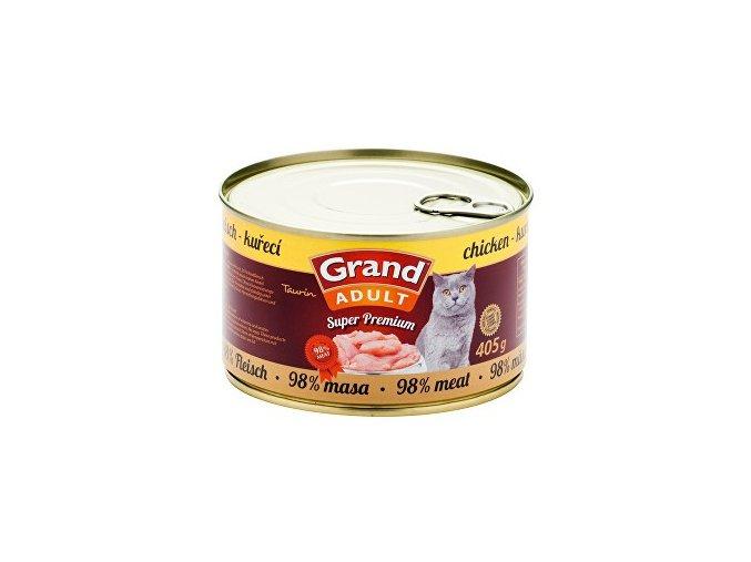 GRAND Superpremium kuracie 405g