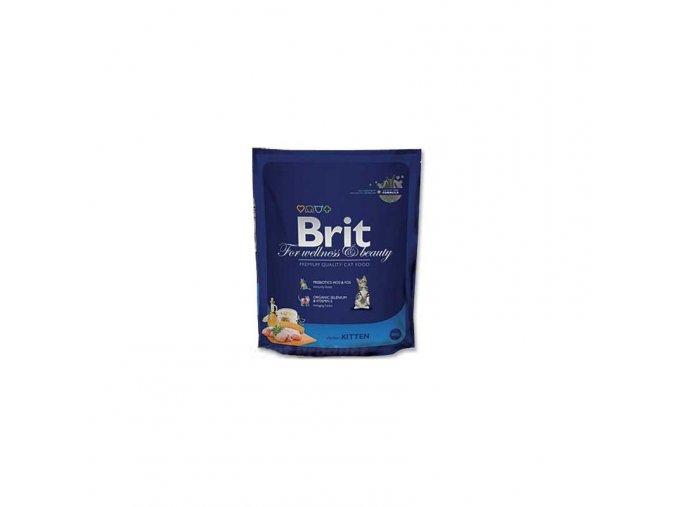 Brit Premium Cat Kitten 800g