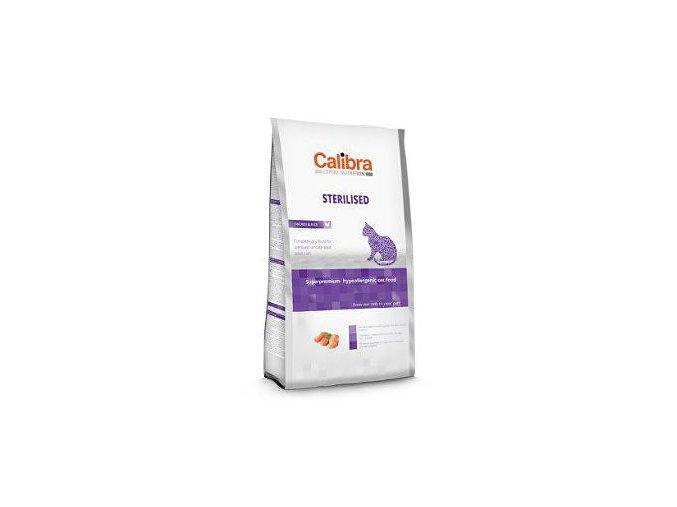Calibra Cat Sterilised 7kg