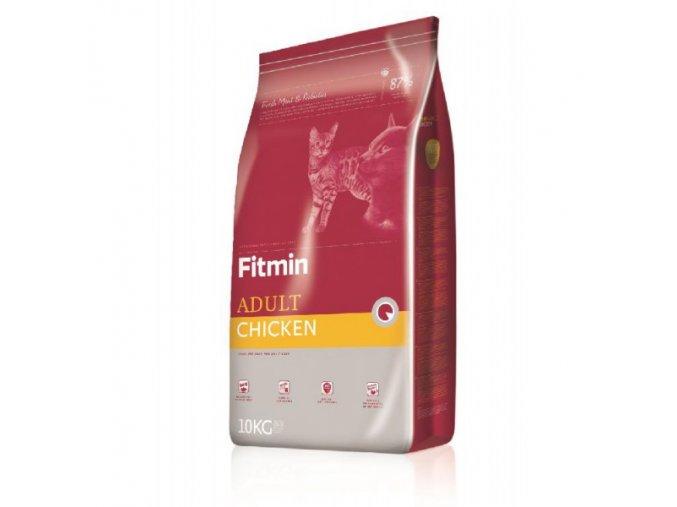 Fitmin mačka Adult Chicken 10kg