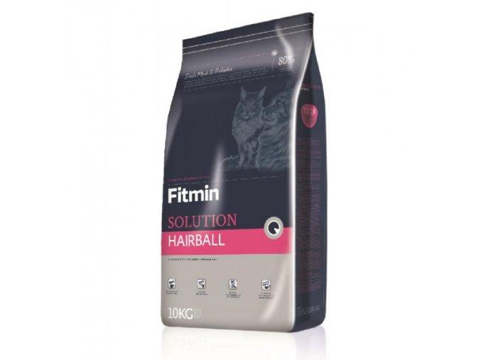 Fitmin mačka Solution Hairball 2kg