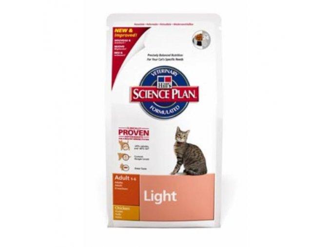 Hill's Feline Dry Adult Light 5kg