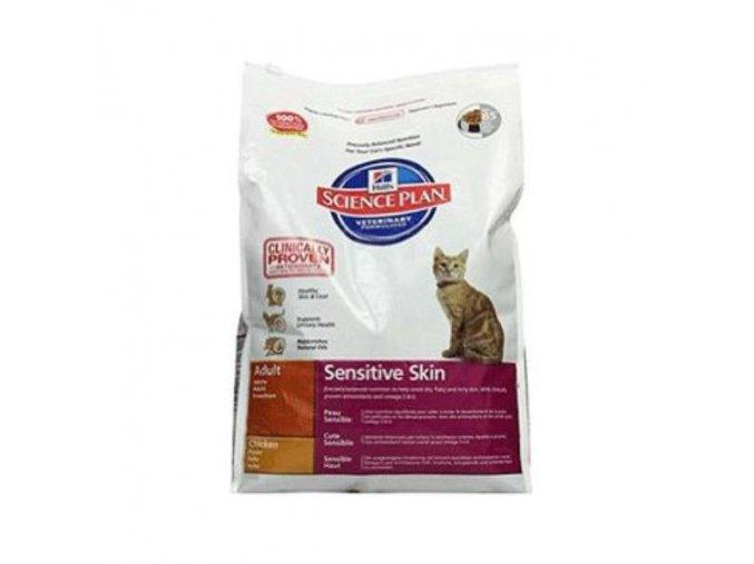 Hill's Feline Dry Sensitive Skin 400g