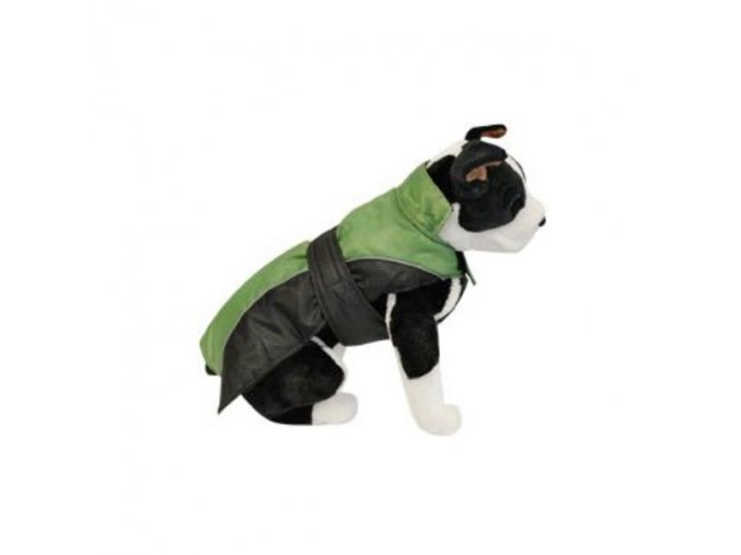 Vesta Alcott reflexná zelená, čierna S 35cm