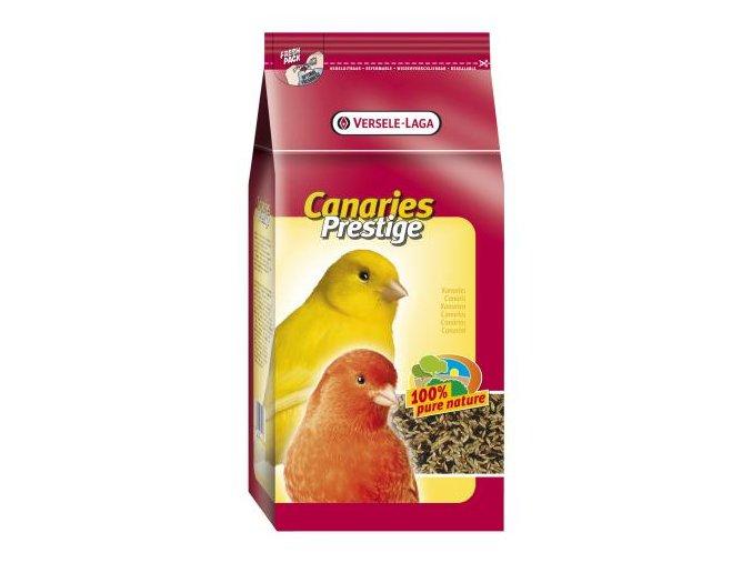 Canary - univerzálna zmes pre kanáriky