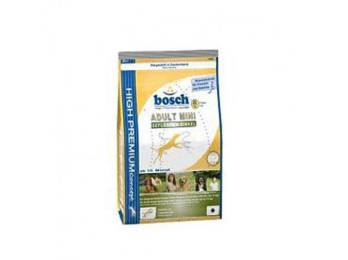 Bosch Dog Adult Mini Hydina&Proso 1kg