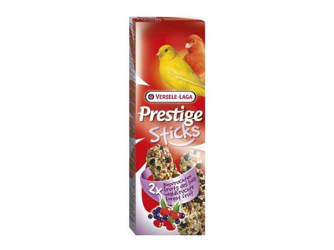 Prestige Sticks Canaries Forest fruit - 2 tyčinky pre kanáriky s lesným ovocím 60g