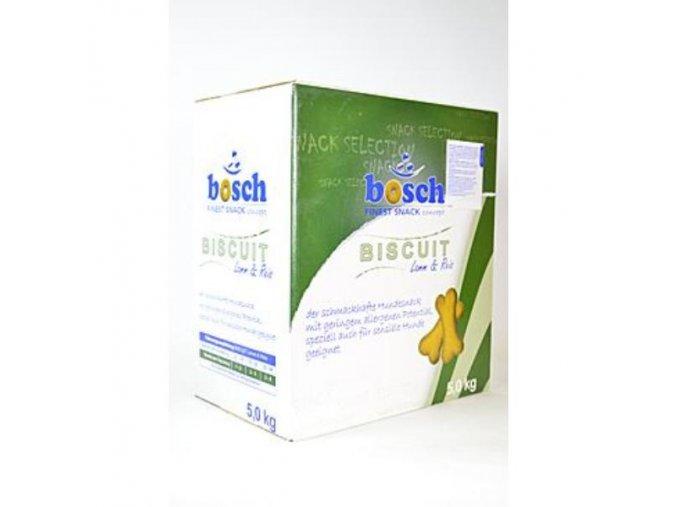 Bosch Biscuit Lamb&Rice pochúťka 5kg