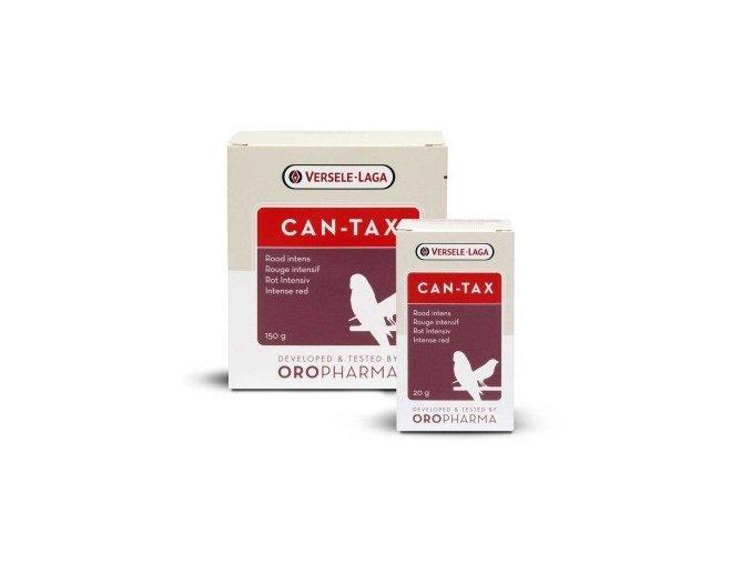 Can-tax - červené farbivo - čistý canthaxantin