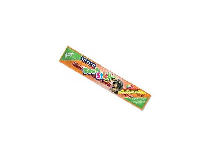 Vitakraft Dog pochúťka Beef Stick salami Zelenina 1ks