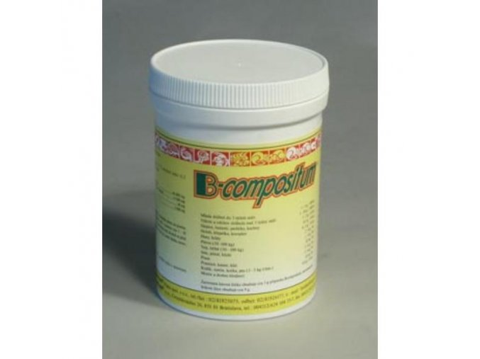 biofaktory b compositum plv sol 100g