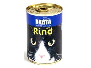 Bozita Cat konzerva hovädzie 410g