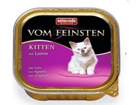 Animonda vanička Kitten jahňacia 100g