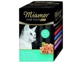 Miamor Cat Feine Filets Select kapsa Multi,4x2x50g