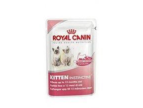 Royal canin Kom. Feline Kitten Instinct kaps 85g