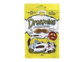 Dreamies pochúťka syrová 60g