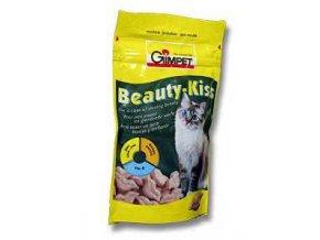 Gimpet mačka Pusinky na srsť Beauty-Kiss 50g