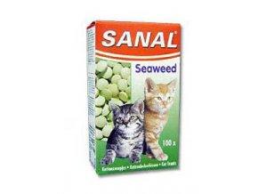 Sanal Seaweed s morskou riasou a vit .. 60g / 100tbl