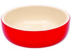 Miska MC keramická červená 14,5x4cm