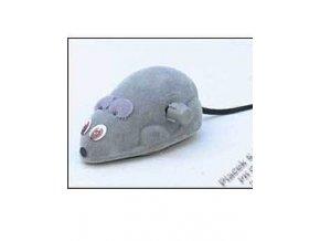 Hračka Myš naťahovacia FL 1ks