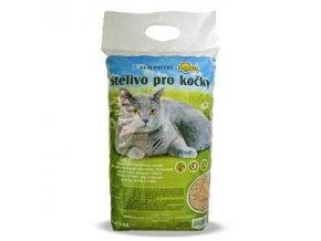 Drevená mäkká smreková podstielka pre mačky LIMARA 5kg
