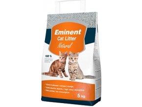 Eminent Podstielka bez vône mačka pohlc. pachu 5kg