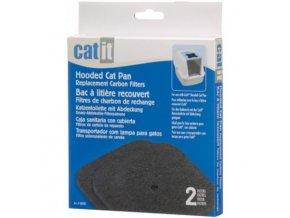 Náhradný filter uhlíkový pre WC CATIT Design 2kslikovy pro wc catit design 2ks