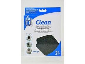 Náhradný filter uhlíkový pre WC CATIT Design 2ks