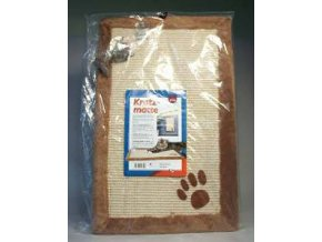 Škrabadlo rohožka sisal pre mačku 55x35cm TR