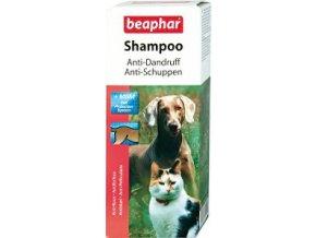 Beaphar šampón proti lupinám pes, mačka 200ml