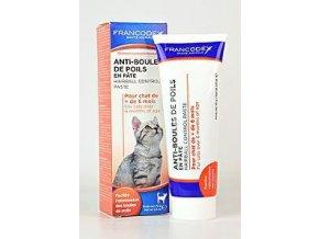 Francodex Pasta proti trichobezoárom mačka 70g