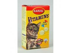 sanal kocka vitamins kalcium s vitaminy 60g 100tbl