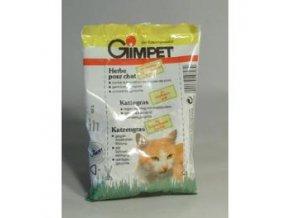 Gimpet mačka Tráva na trávenie v EKO balení 100g